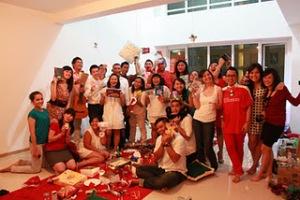 .Christmas Dinner 2011.